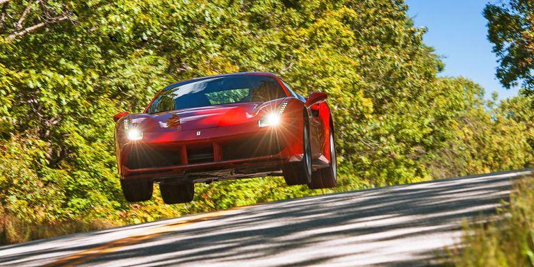 Image Result For Ferrari Car Jump