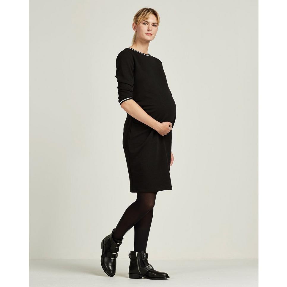 Nette Zwangerschapskleding.Sweatjurk Mode Voor Bijna Mama S Fashion New Fashion En Normcore