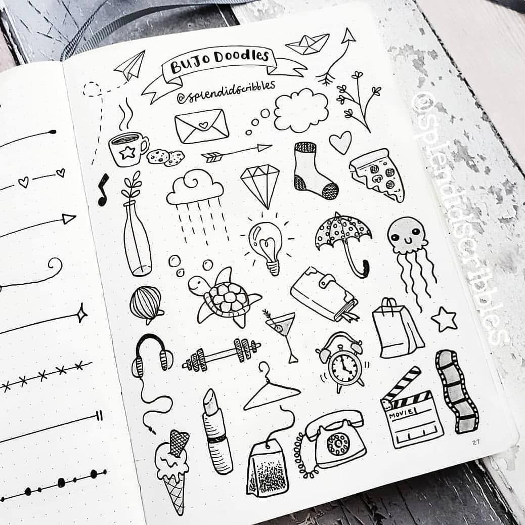Here S My How To Doodle Succulents Page Feel Like This One Might
