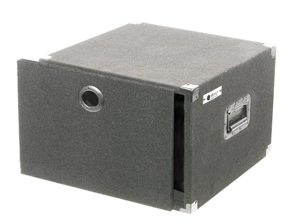 6 Space Carpeted Studio Equipment Amp Rack Case Cre06 In 2020 Studio Equipment Durable Carpet Black Carpet