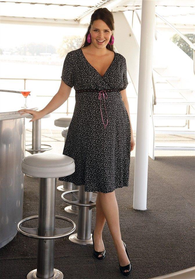 Kleid mit süßen Pünktchen | inspiraciones | Pinterest | Candice ...