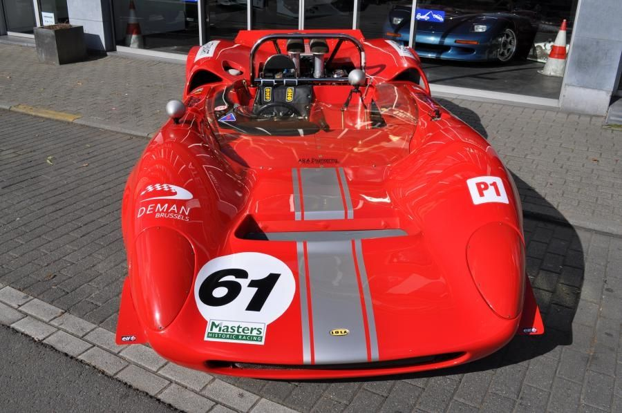 RaceCarAds - Race Cars For Sale » Lola T70 SL70/1 Spyder MK1 ...