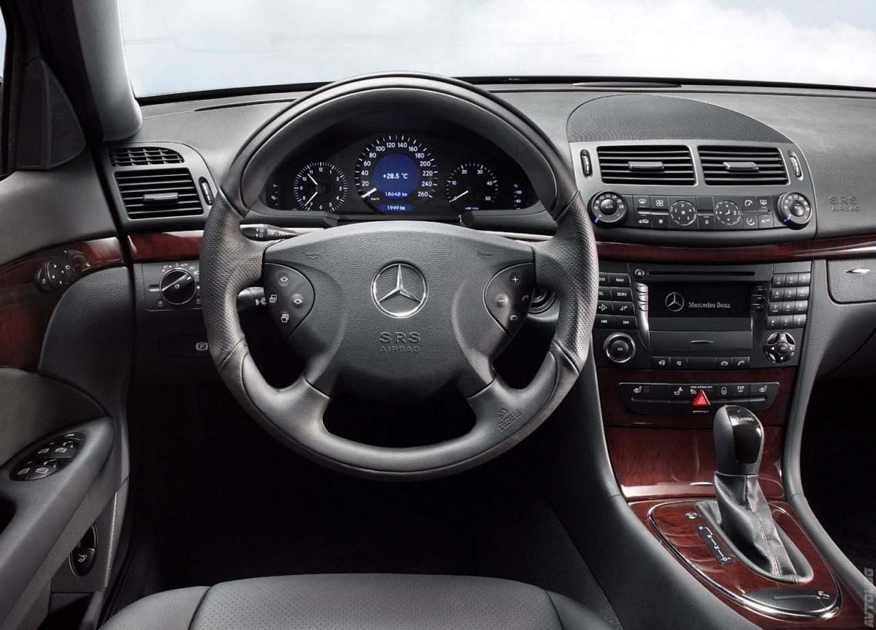 Фото › 2004 Carlsson Mercedes Benz E Class