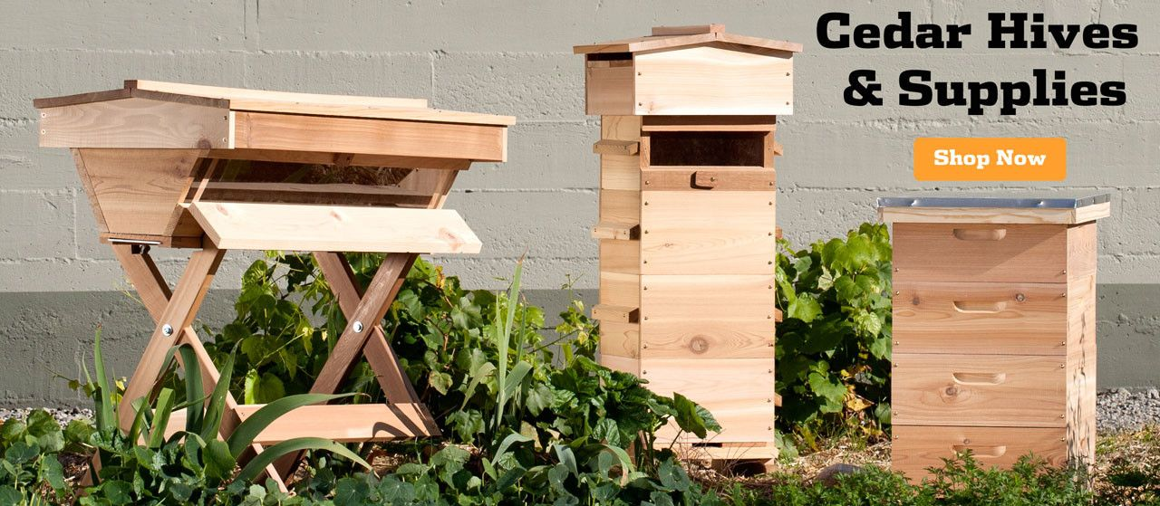 Buy top bar hives, warre hives and langstroth hives with ...