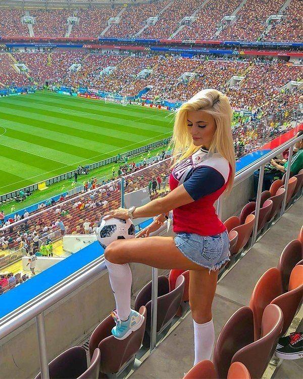 Pin by M Jamal Malik on Hotness | Russia world cup, Hot