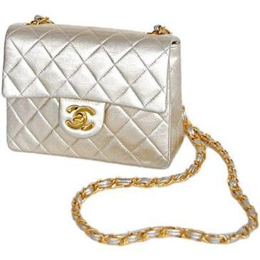 Chanel Quilted Chain Bag <3