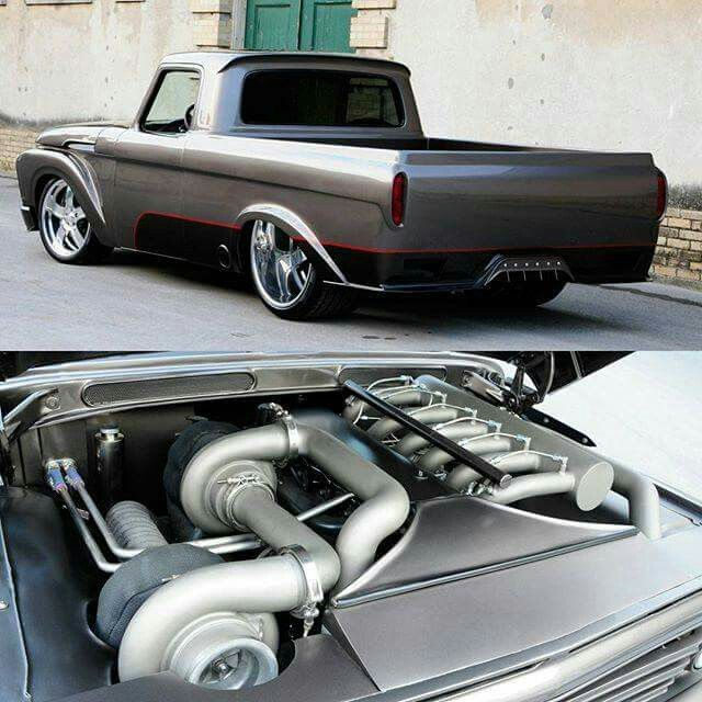 Ford F100..May Not Be A Car Or Import But God Damn That
