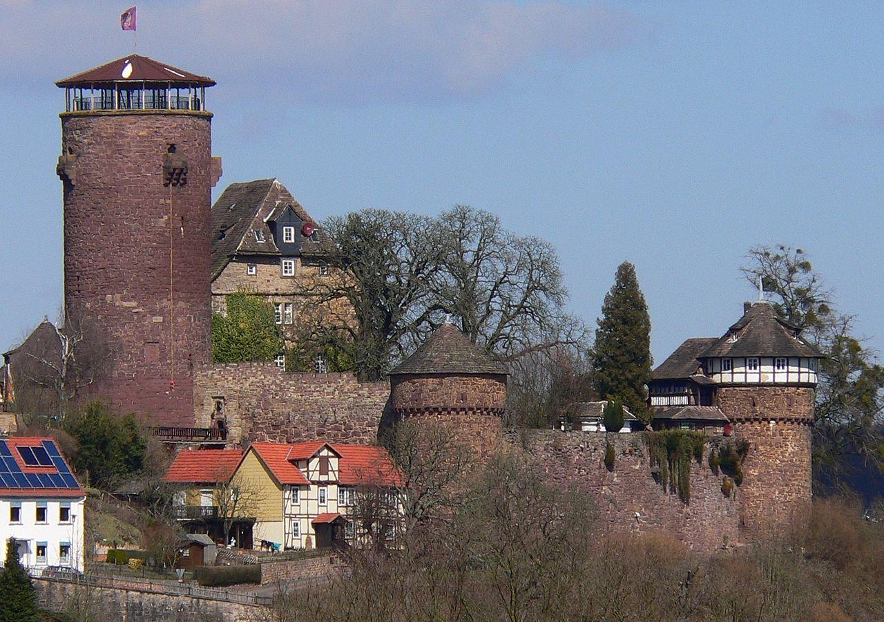 Mädel Trendelburg