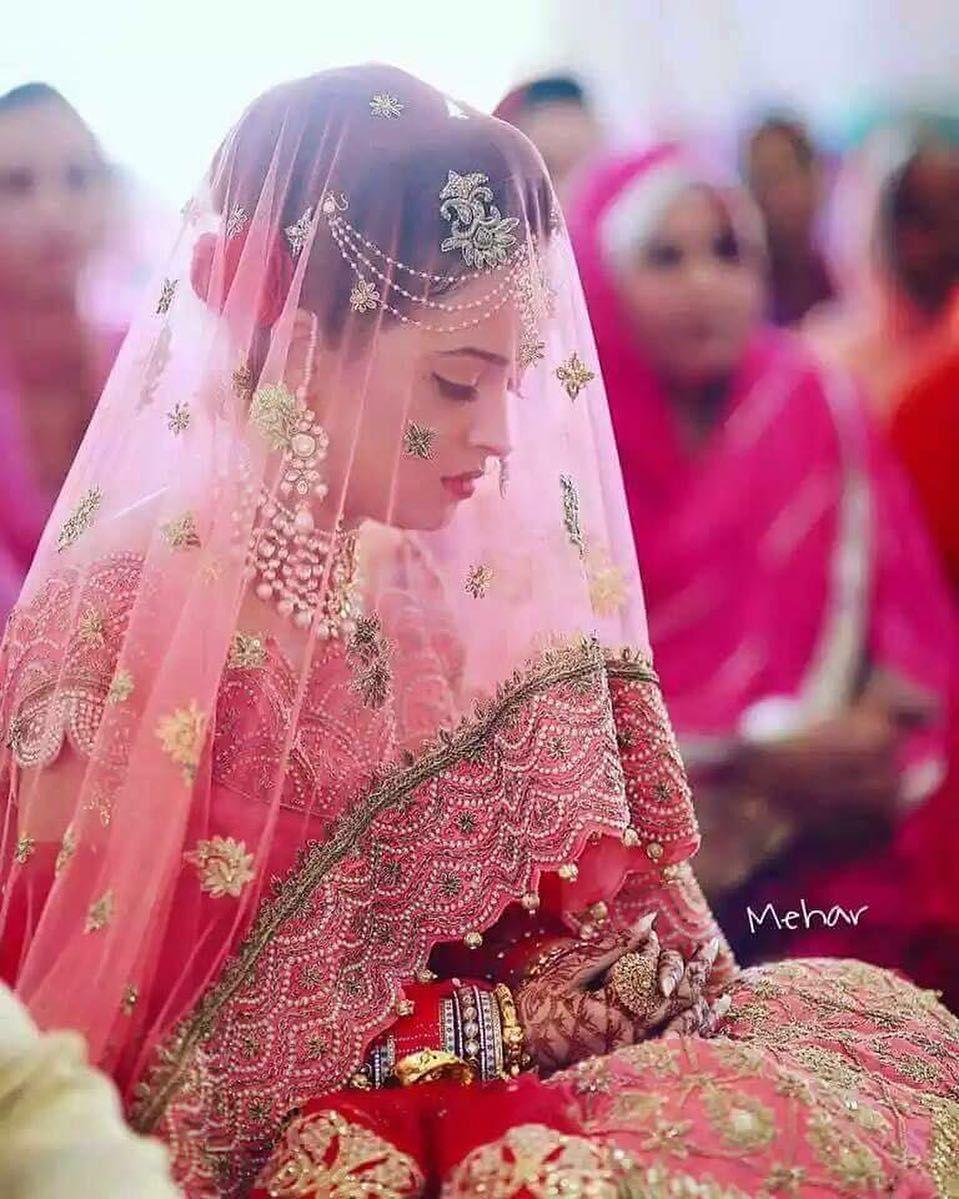 Punjabi Wedding Dresses On Instagram