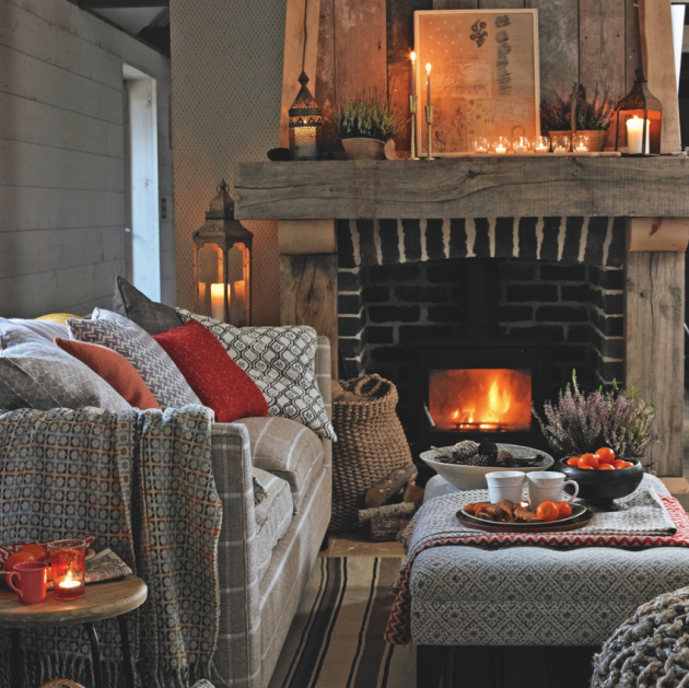 Cozy Home Decor Ideas To Be More Hygge: 7 Steps To A More Comfortable Home