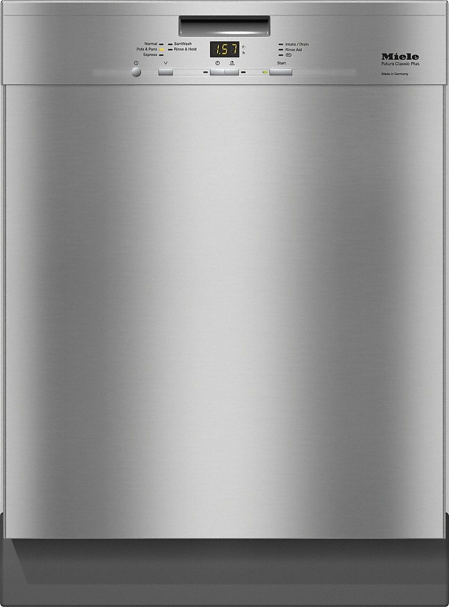 G 4925 U Am Pre Finished Full Size Dishwasher With Visible Control Miele Dishwasher Built In Dishwasher Cutlery Tray