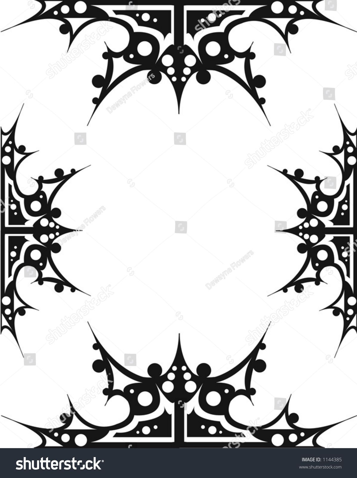 Image Result For Gothic Border Design