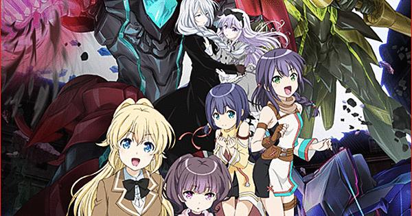 Regalia The Three Sacred Stars TV Anime About 'Goddesses
