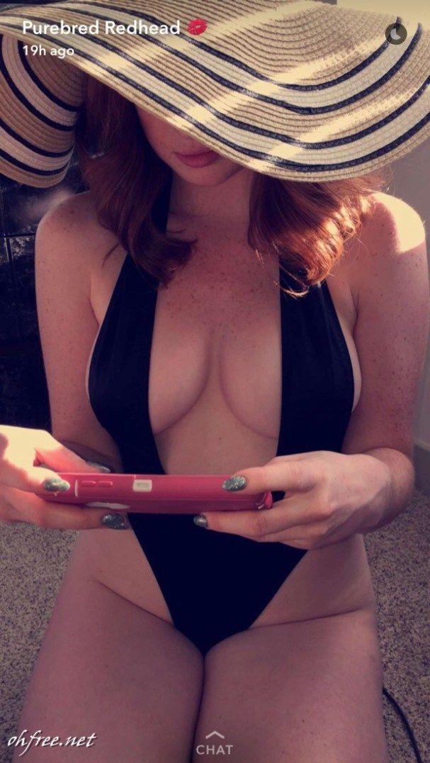 Miranda esmonde white nude