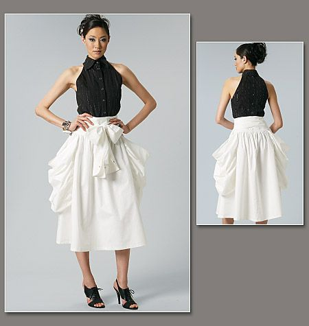 Misses\' Top and Skirt | patterns! | Pinterest