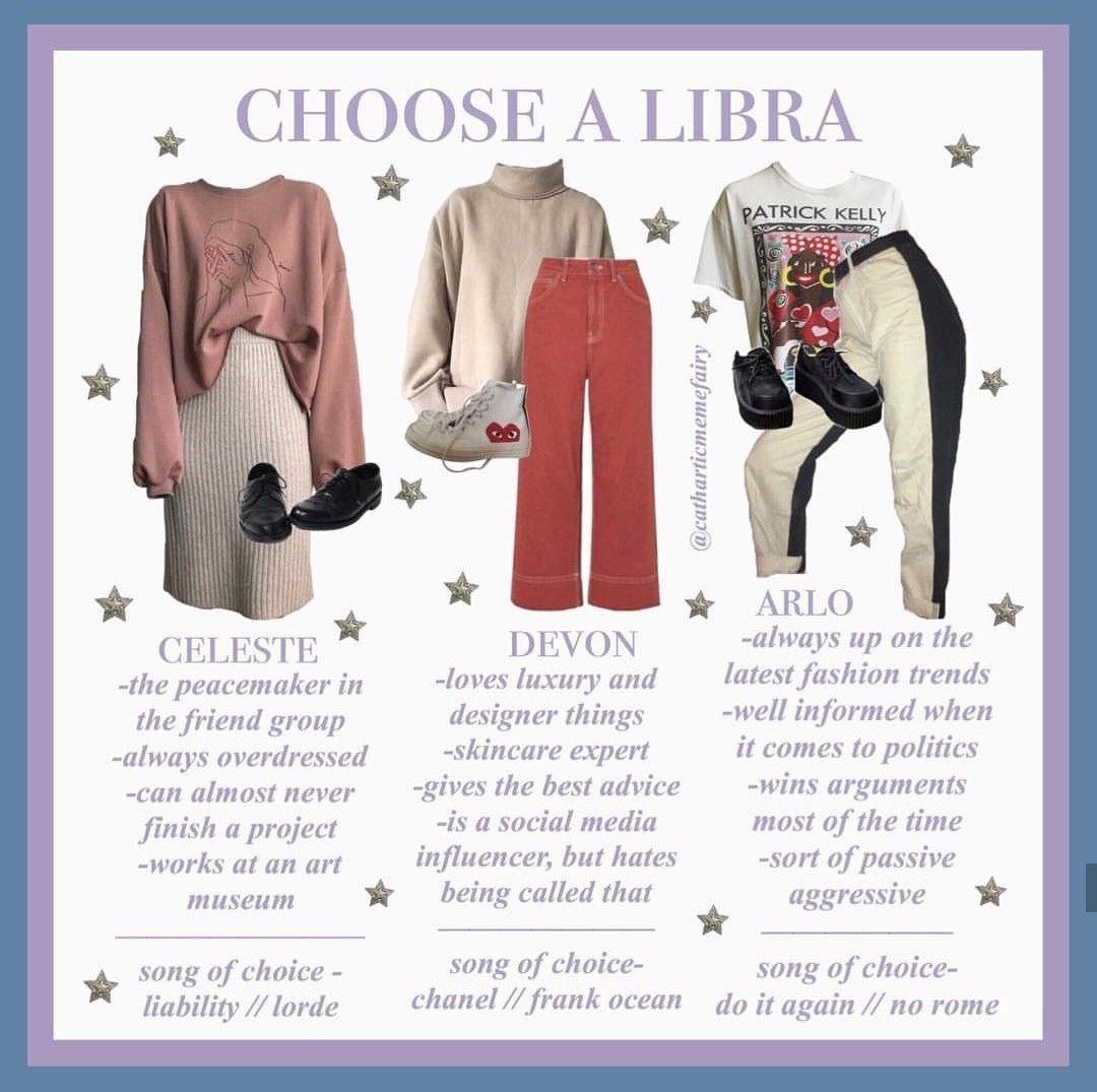 Libra Moodboard Mood Board Fashion Libra Aesthetic Fashion
