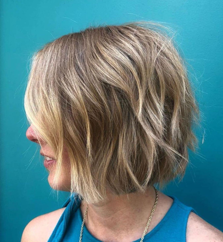 70 Devastatingly Cool Haircuts For Thin Hair Thin Hair Haircuts Hairstyles For Thin Hair Chin Length Haircuts