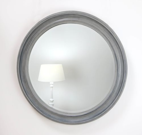 Rebecca Grey Shabby Chic Round Vintage Wall Mirror 29 034 X 29 034 Large Vintage Mirror Wall Mirror Wall Living Room Mirror Wall