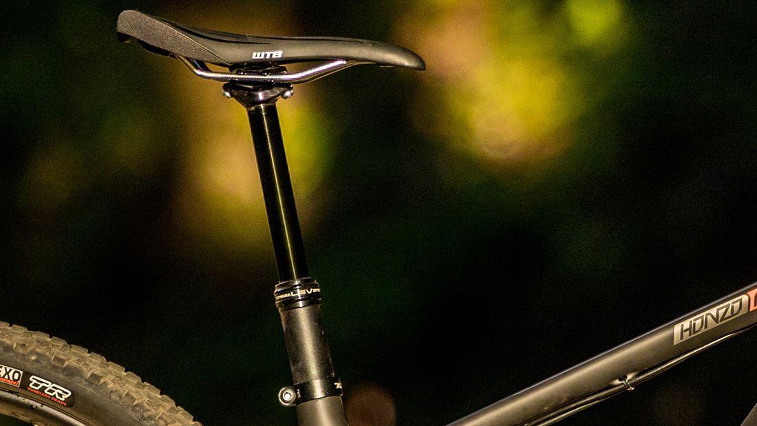 Review Ks Lev Integra Dropper Seatpost Bike Magazine Bike