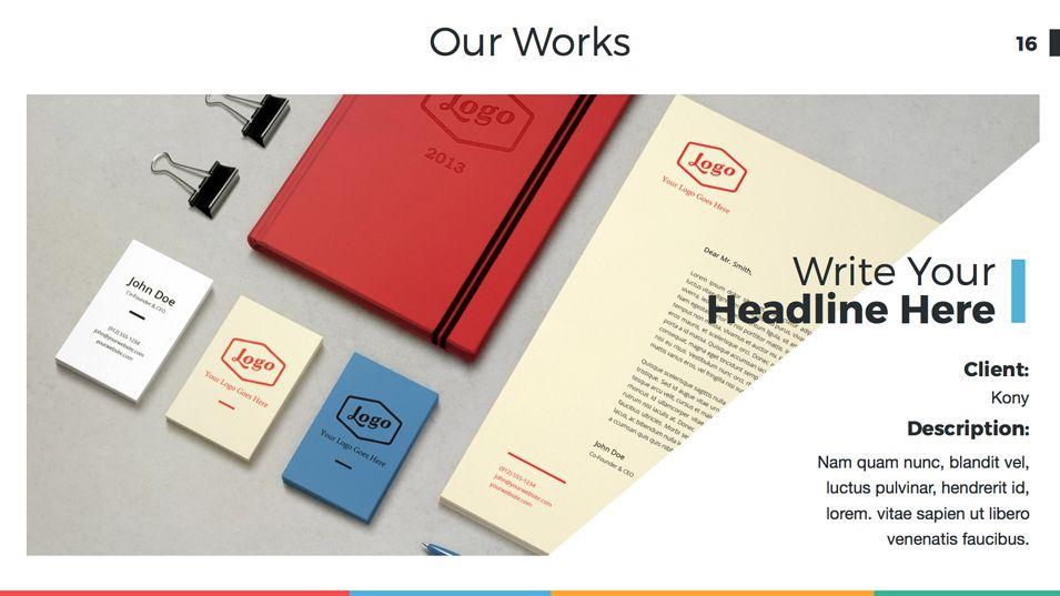 Marketing Plan PowerPoint Presentation Template agency
