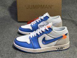 d4bc46c289f5c8 Off-White x Nike Air Jordan 1 Low