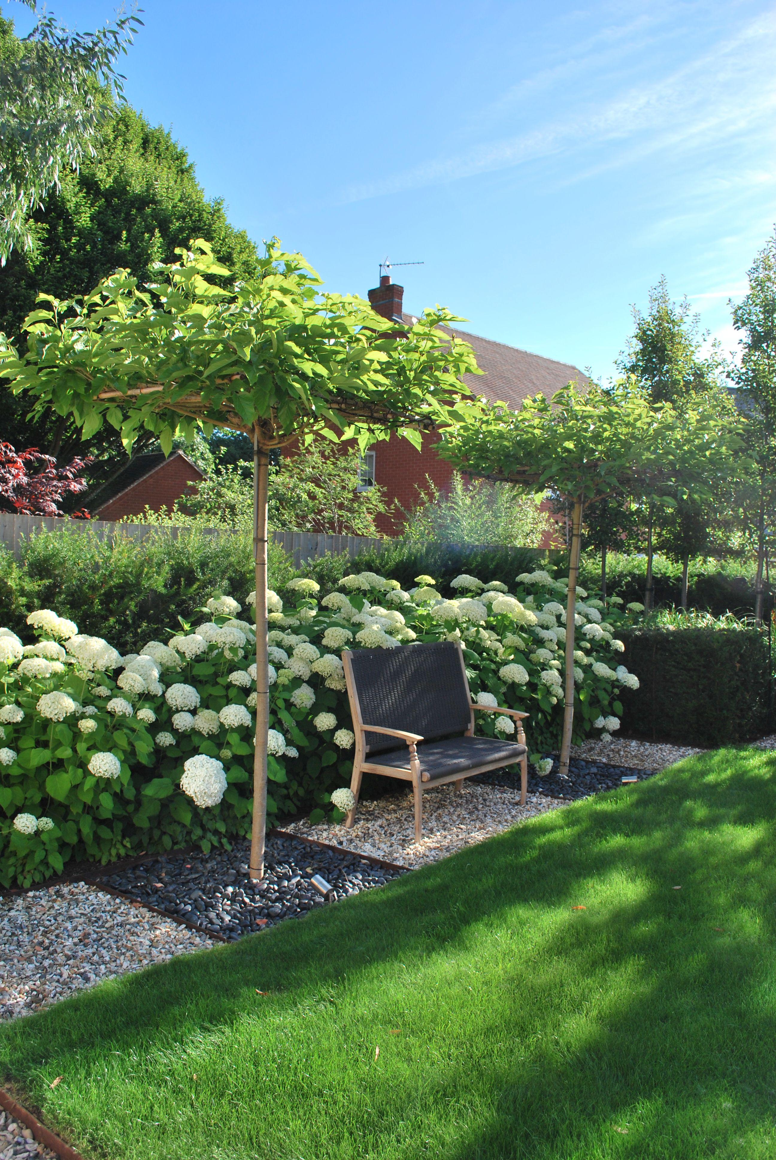 Nicholsons Garden Design project - Follow the link for ...