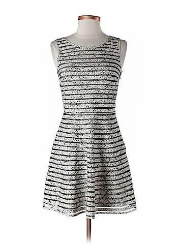 Parker Silk Dress XS