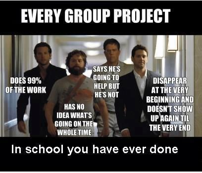 Group Projects Small Groups Funny Quotes Teacher Memes Funny