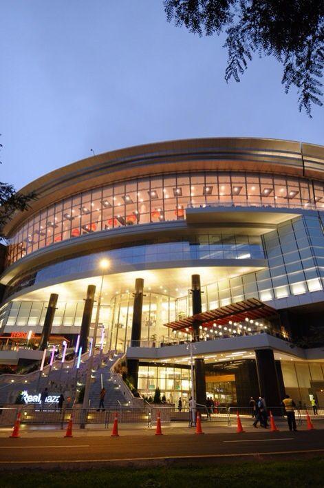 Real Plaza Salaverry. Lima, Perú BMA Estudio + FMZ Arquitectos