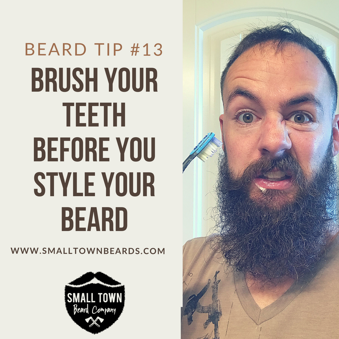 Excellent Beard Tip 13 Brush Your Teeth Before You Style Your Beard Schematic Wiring Diagrams Phreekkolirunnerswayorg