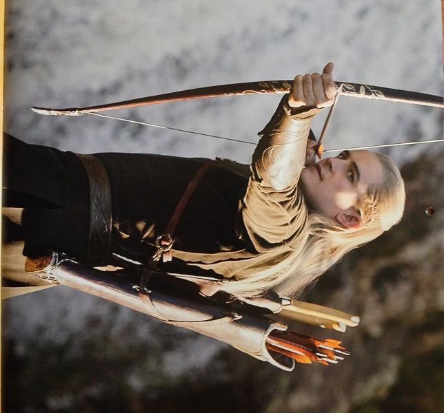 Archery legolas