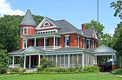 The World S Best Photos Of Mansion And Texas Fantasy House Mansions Victorian Homes