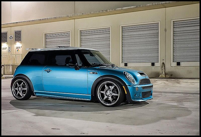 Mini Cooper S Japan Racing Wheels Mini Cooper S Mini Cooper Stripes Mini Cars