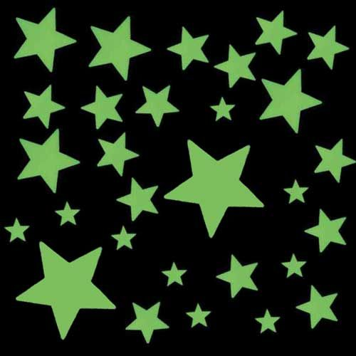 Glow Stars For Ceiling: Spell It On The Ceiling With Glow In The Dark Stars For A