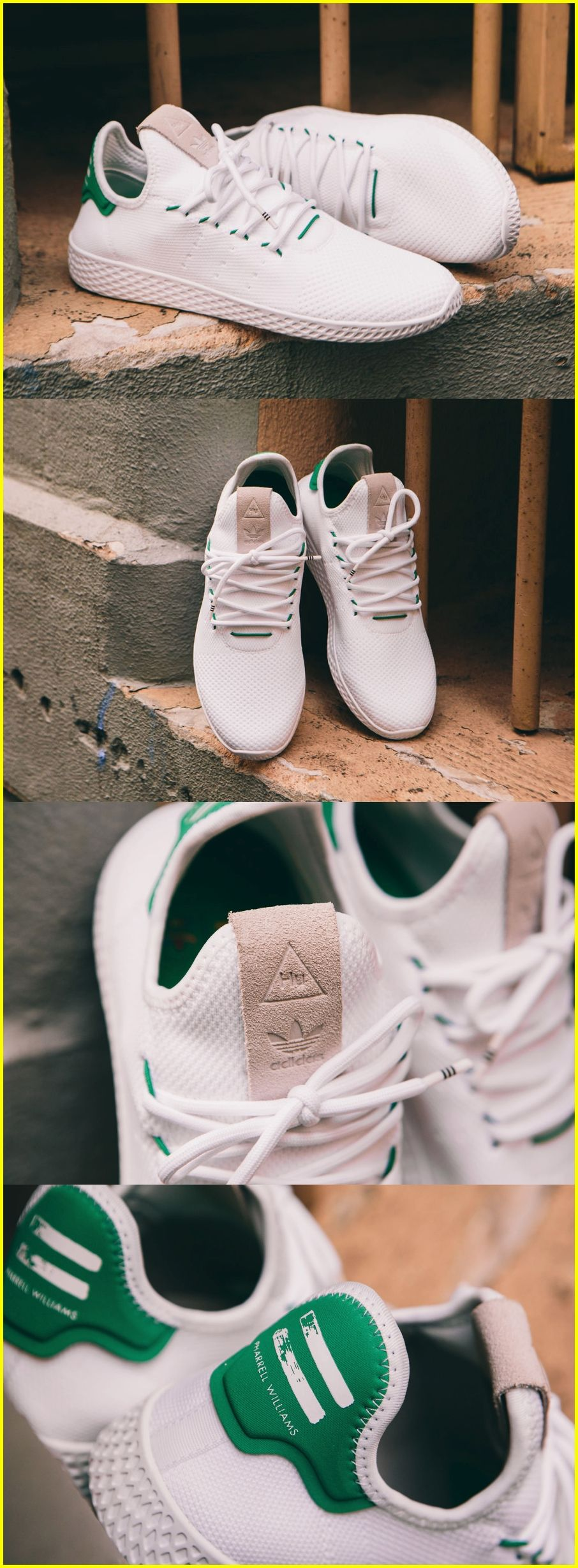 Adidas PW Tennis HU Pharrell Williams Human Race BA7828