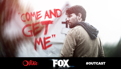 Time to fight back. Outcast, June 2016