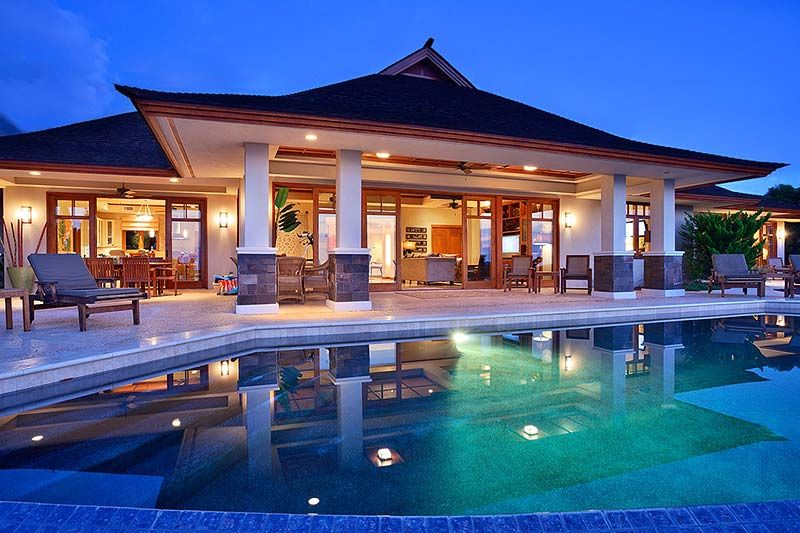 hawaii mansions maui vacation rentals villas hawaii fabulous homes by luxury - Fabulous Houses Pictures