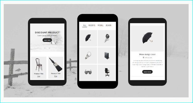 Mobile Website Templates 30 Creative Html Mobile Website Templates  Creative Html Mobile