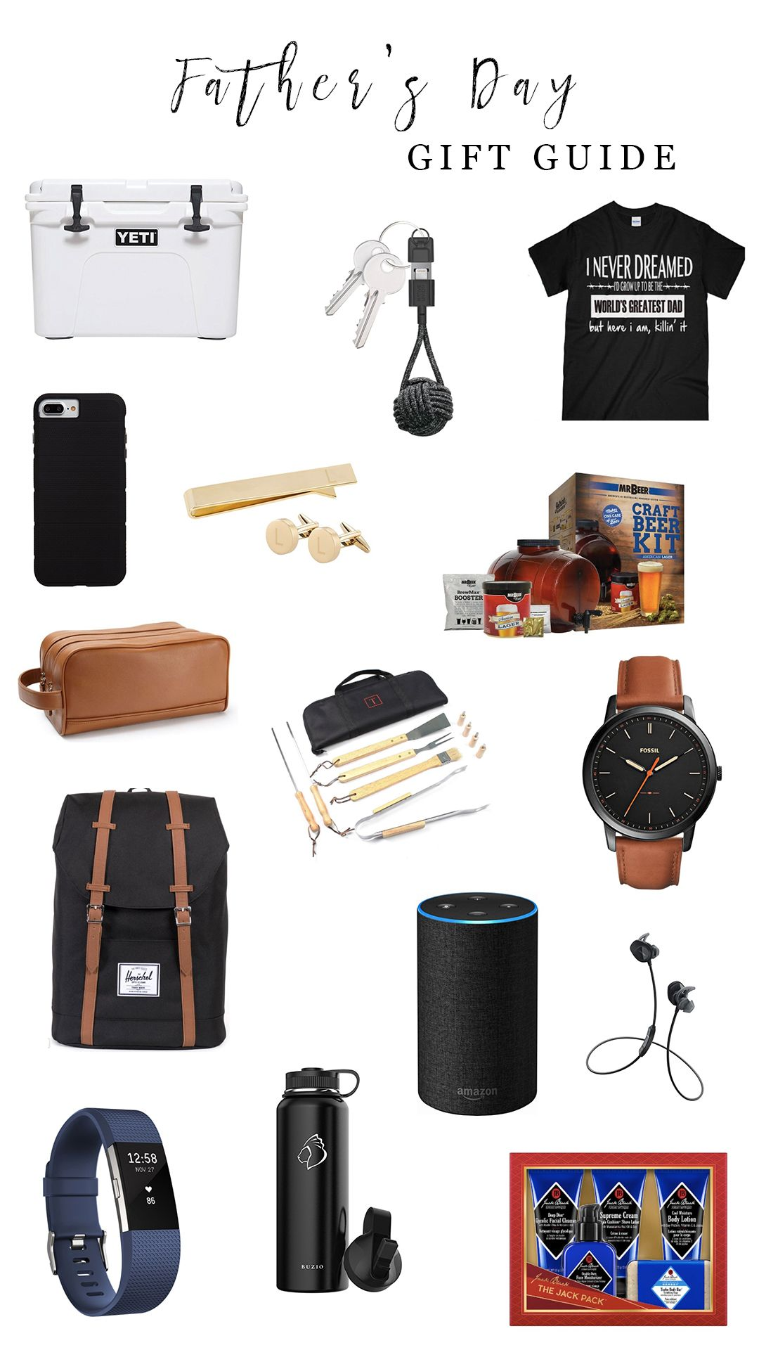 Father\'s Day Gift Guide in 2018 | something to give || for the boys ...