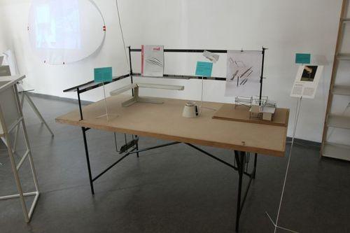 An Extension System For The Egon Eiermann Table Frame