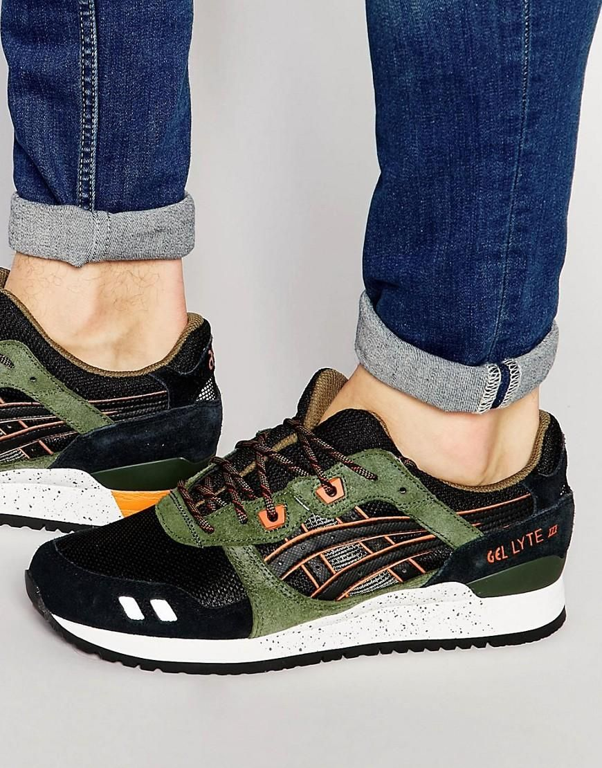 Asics | Asics Gel-Lyte III Sneakers at ASOS