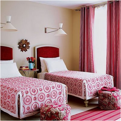 Decorating Girls Room With Two Twin Beds Girl Room Remodel