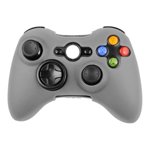 White Xbox 360 Controller Cover Xbox 360 Controller Xbox 360 Xbox