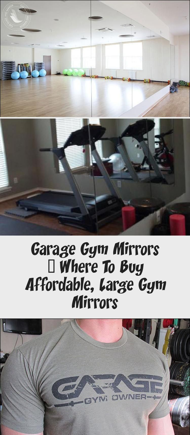 Fab Glass And Mirror Activity Mirrors For Gyms And Studios Homegymwall Homegympaintcolors Homegyminspiration Ho In 2020 Gym Mirrors Garage Gym Large Framed Mirrors