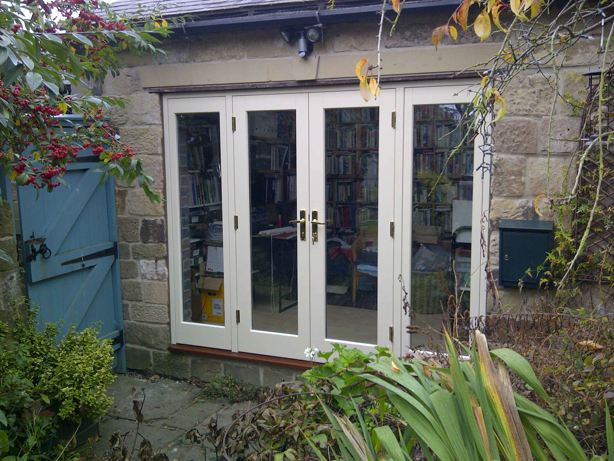 Cottage French Doors Google Search Bi Fold Doors