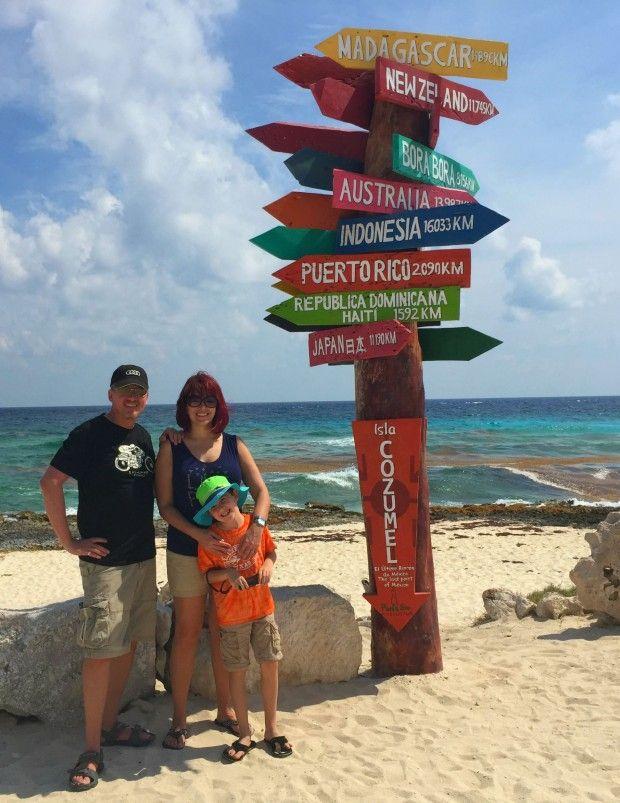 Untouched Beauty At Punta Sur Park In Cozumel Cozumel Cancun
