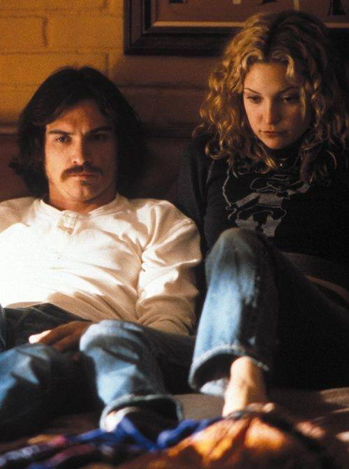 Billy Crudup and Kate Hudson in Almost Famous, directed by Cameron Crowe
