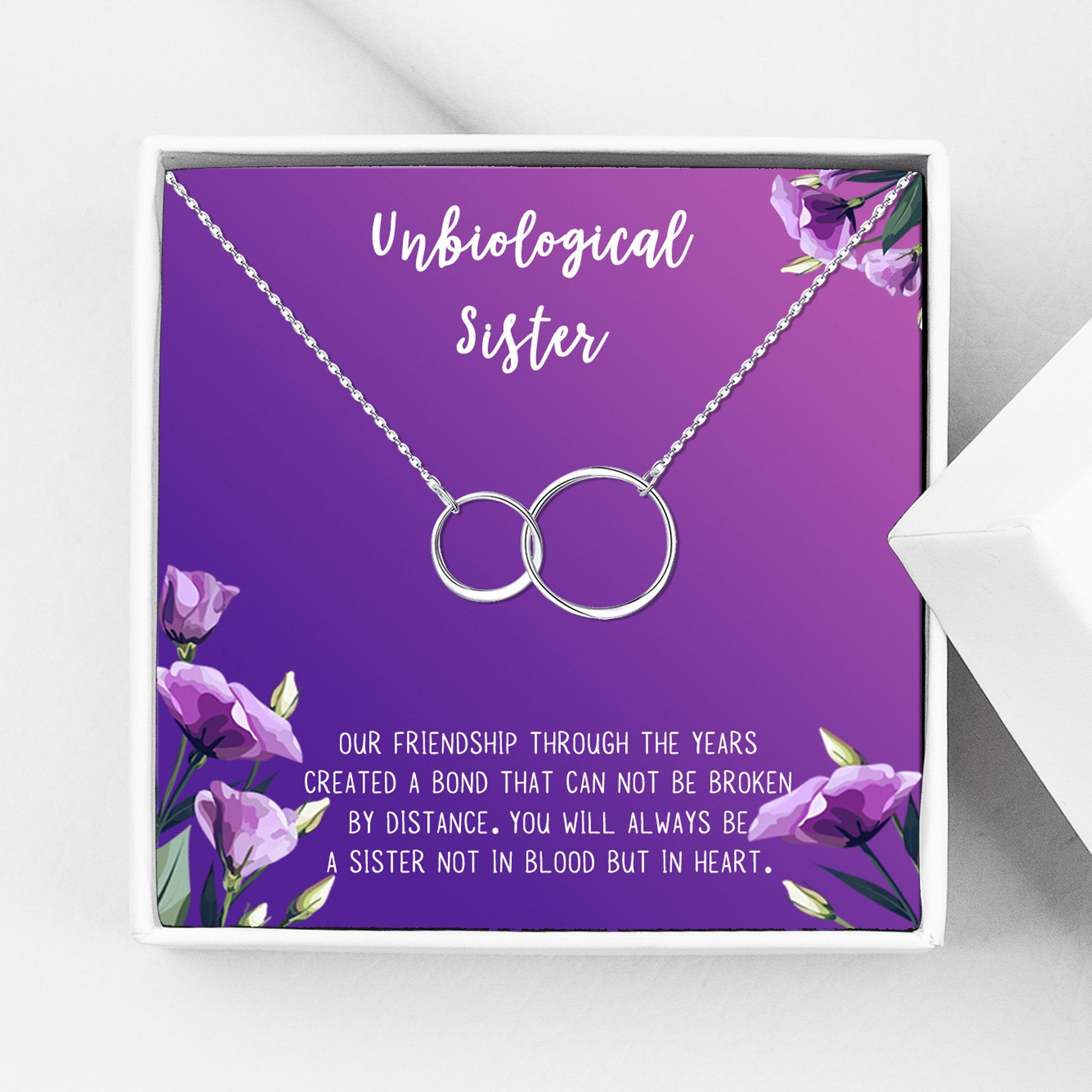 soul sister jewelry female friend gift soul sister necklace unbiological sister long distance friend bff soul sister best friend gift