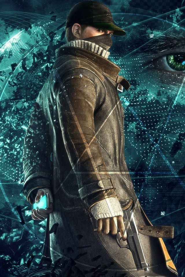 Pin On Watch Dogs Cool watch dogs wallpapers