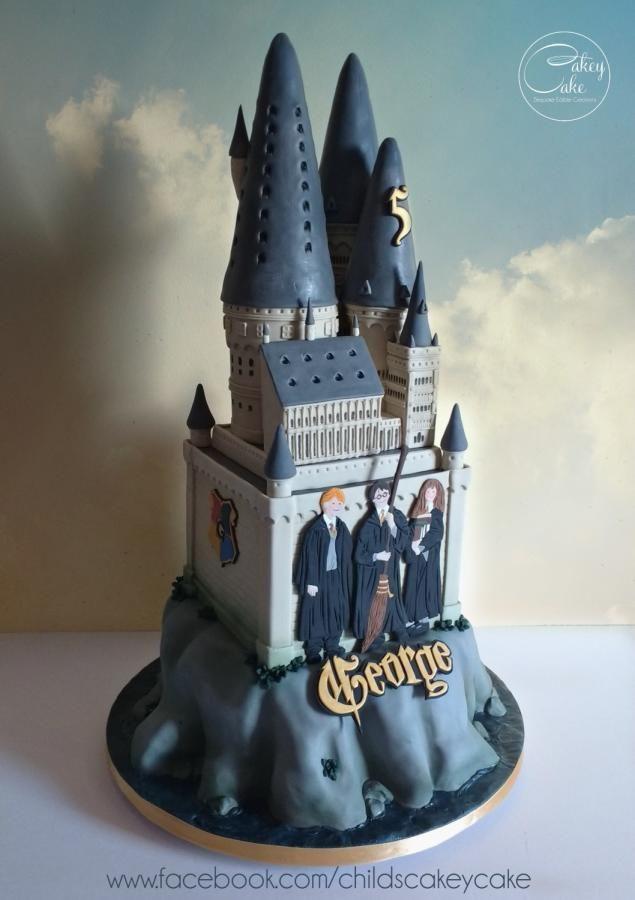 hogwart logo cake decor ile ilgili grsel sonucu 1 Pasta Cenneti